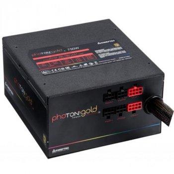 Блок живлення CHIEFTEC 750W (GDP-750C-RGB)