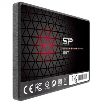 "Накопичувач SSD 2.5"""" Silicon Power 120GB (SP120GBSS3S57A25)"