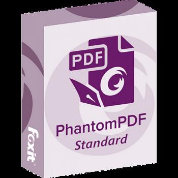 Офисное приложение Foxit PhantomPDF Standard (1ПК), v9.x Commercial, постоянная лицензия (PHASDv09ECGAWINPP-1-4)