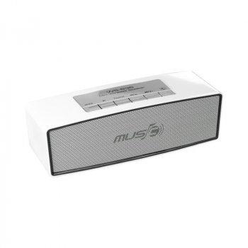 Bluetooth Колонка WS-636 White