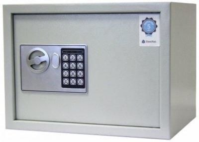 Сейф мебельный SteelNet SN-MC-26E-7035 (me-28678)