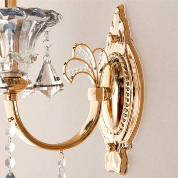 Бра настінне Light House ES-15436/1W золото