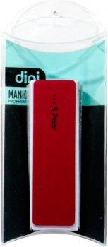 Баф для полірування нігтів Dini d-196 4-сторонній (4823098400196)