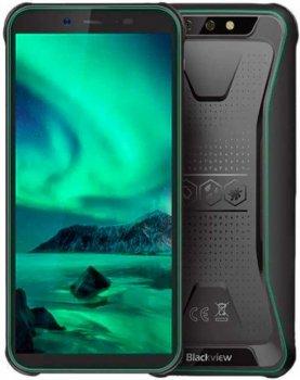 Мобільний телефон Blackview BV5500 Plus (3+32Gb) Green