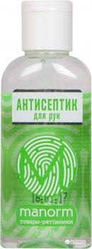 Упаковка антисептика для рук Manorm Манорм-гель 2 шт. х 50 мл (ROZ6206101500)