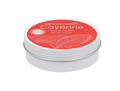 Антицеллюлитная маска для тела by-cosmetics Cayenne 100 г (5189062)