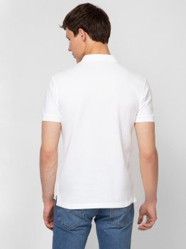 Поло Levi's Levis Housemark Polo White + 22401-0001