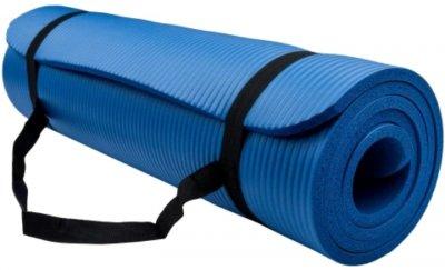 Коврик для фитнеса Newt NBR 181 х 61 х 1 см Синий (NE-4-15-15-B)
