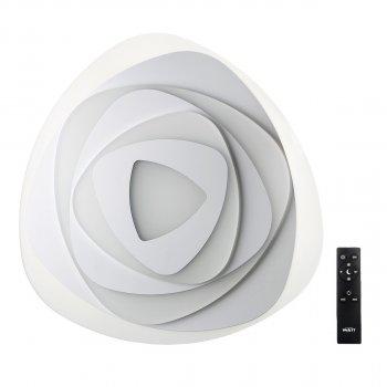 Світильник світлодіодний V-WATT Ellipses 90W пульт ДУ (Настінно-стельовий, Люстра LED)