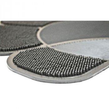 Придверний гумовий килимок Пелюстка YPR ДО-10 41х55см