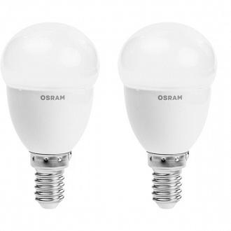 Лампа LED Osram Star 4 Вт E14 холодний світ 2 шт (NL30514843)