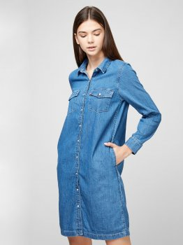 Джинсовое платье Levi's Selma Dress Going Steady (3) 85793-0000