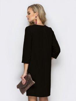 Плаття Dressa 44031 Чорне
