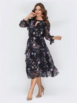 Плаття Dressa 44224 Чорне