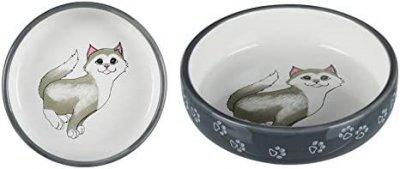 Trixie Миска керамическая для короткомордых пород кошек (TX-24784)