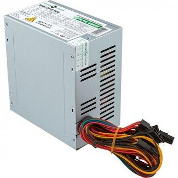 Блок живлення LogicPower 400W GreenVision GV-PS ATX S400/8 Black