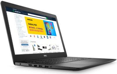 Ноутбук Dell Inspiron 3584 (358Fi34S1HD-LBK/I3584F34S1NIL-7BK/I3584F34S1NNL-7BK) Black Суперцiна!!!