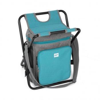 Термосумка-рюкзак Spokey Mate 40 л Серая (921904)
