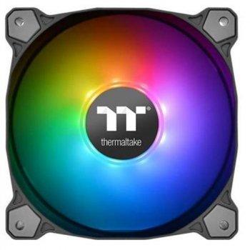 Вентилятор Thermaltake Pure 12 ARGB Sync TT Premium Edition 3 Pack (CL-F079-PL12SW-A), 120х120х25 мм, 3pin, чорний