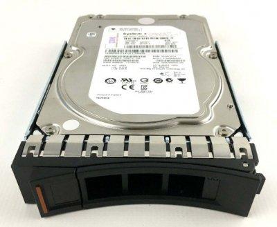 IBM IBM 6TB 7.2 k SAS 3.5 Inch HDD for XIV GEN3 (98Y6215) Refurbished