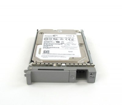 Cisco Cisco RF 300GB 12G SAS 15K RPM SFF HDD (UCS-HD300G15K12G-RF) Refurbished