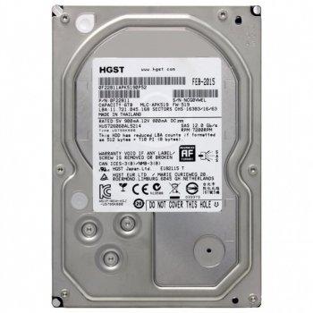 HDS HDS Disk 6TB 7.2 K LFF SAS (5560075-A) Refurbished