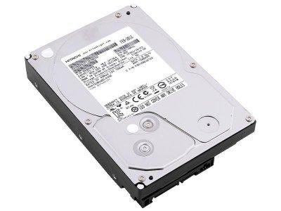 """HDD NetApp Hitachi SATA-Festplatte 1TB 7,2k SATA2 3,5"""" - (HUA722010CLA330) Refurbished"""