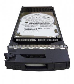 HDD NetApp NetApp 1.2 TB 12G SFF HDD (SP-342A-R6) Refurbished