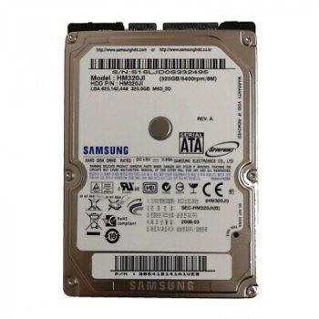 HDD Samsung SAMSUNG 320GB 5.4 K 3G 2.5 INCH SATA HDD (ST320LM001) Refurbished