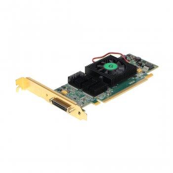 Відеокарта Matrox MATROX QID PCI-E GRAPHICS DISPLAY ADAPTER HIGH PROFILE BRKT (QID-E128LPAF-HP) Refurbished