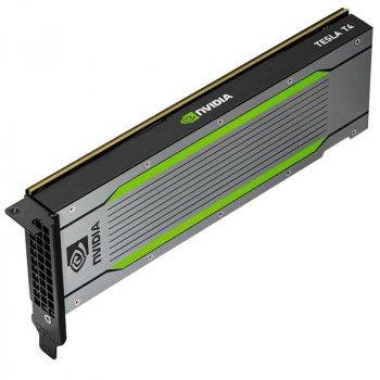 Видеокарта HPE HPE SPS-PCA HPE nVIDIA Tesla T4 16GB (P09571-001) Refurbished