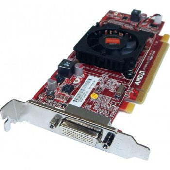 Видеокарта HP HP AMD RADEON HD 8350 DVI 1GB PCIE X16 GRAPHICS CARD (717220-001) Refurbished