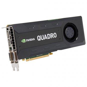Відеокарта HPE HPE PCA nVIDIA QuadRO K5200PCIE. GEN3. X16 (P0001880-001) Refurbished