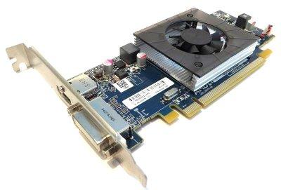 Видеокарта HPE HPI ATI Radeon HD6450(1GB)ATX PCIe (634480-001) Refurbished
