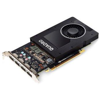 Відеокарта HPE HPI Graphic Card nVIDIA Quadro P2200 5GB (6YT67AA) Refurbished