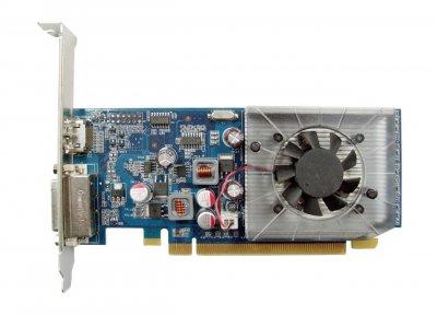 Видеокарта HPE HPI nVIDIA GeForce 405 1GB DDR3 FH (635192-001) Refurbished