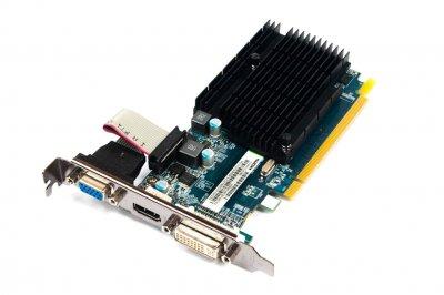 Видеокарта 3RD PARTY SAPPHIRE RADEON HD5450 1GB DDR3 PCIE HDMI GRAPHICS CARD (299-AE164-000SA) Refurbished