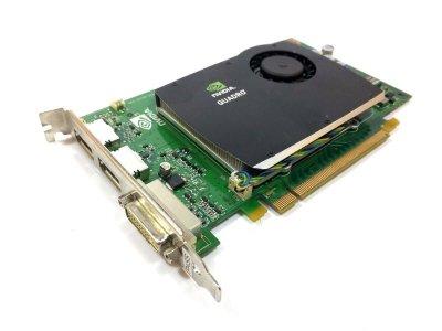 Видеокарта PNY PNY NVIDIA QUADRO FX580 512MB DVI/DUAL DP VIDEO CARD (900-50788-1700-000) Refurbished