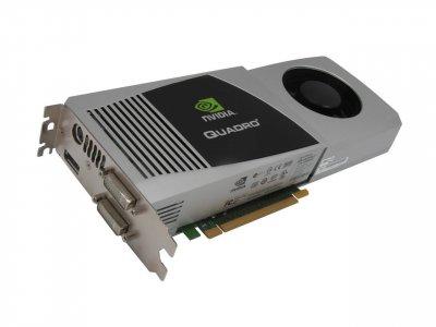 Видеокарта HPE HPE DRO FX 5800 GRAPHICS (030-2383-001) Refurbished