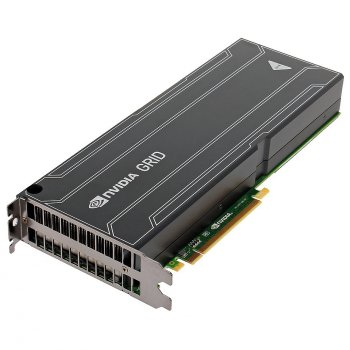 Відеокарта HP NVIDIA GRID K2 RAF PCIe GPU Kit (753958-B21) Refurbished