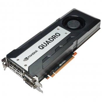 Відеокарта HPE HPE PCA PCIE X16 GEN3 nVIDIA QuadRO K6000 (P0000081-001) Refurbished