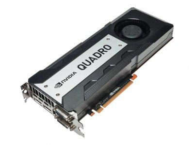 Відеокарта HPE HPE SPS-PCA Quadro K6000 12GB PCI-e GEN3 V2 (762007-002) Refurbished