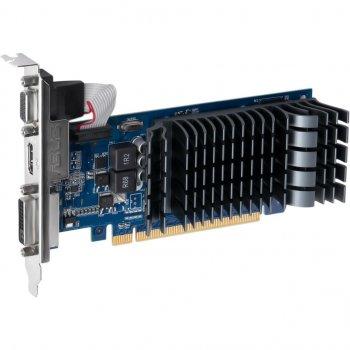 Видеокарта Asus ASUS NVIDIA GEOFORCE 210 1GB DDR3 PCI-E GRAPHICS CARD (210-SL-1GD3-BRK) Refurbished