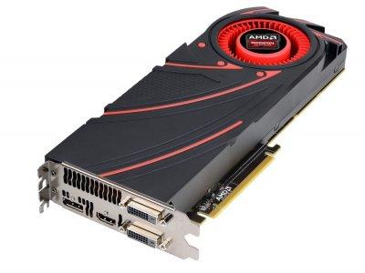 Відеокарта HPE HPI AMD R9 290 Buffalo FH 4G GDDR5 (764759-001) Refurbished