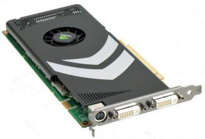 Видеокарта Nvidia NVIDIA GEFORCE 8800 GT 512MB GDDR3 PCI-E GRAPHICS CARD (180-10393-0002) Refurbished