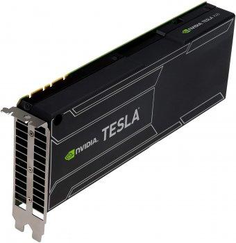 Відеокарта HP HP NVIDIA Tesla K40 Compute Processor 12GB - (F1R08A) Refurbished