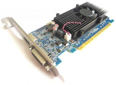 Видеокарта HPE HPI Assy nVIDIA GT 620 Ibex3 FH 1G (695609-ZH1) Refurbished