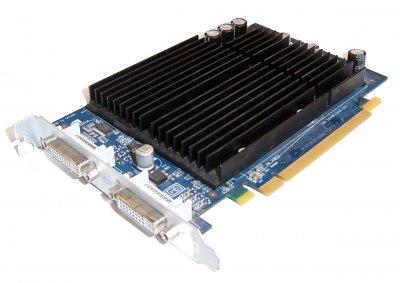 Відеокарта Nvidia NVIDIA A386 PCI EXPRESS POWERMAC G5 128MB DUAL DVI CARD (180-10386-0000) Refurbished