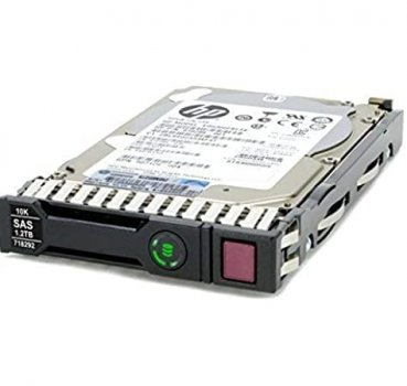 HDD HP HP 1.2TB 10K 6G 2.5INCH SAS SC HDD - NO LABEL (718292-001-NL) Refurbished