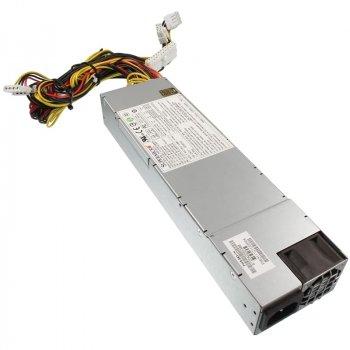 Блок питания Supermicro Super Server Netzteil CSE-815 600W - (672042088751) Refurbished